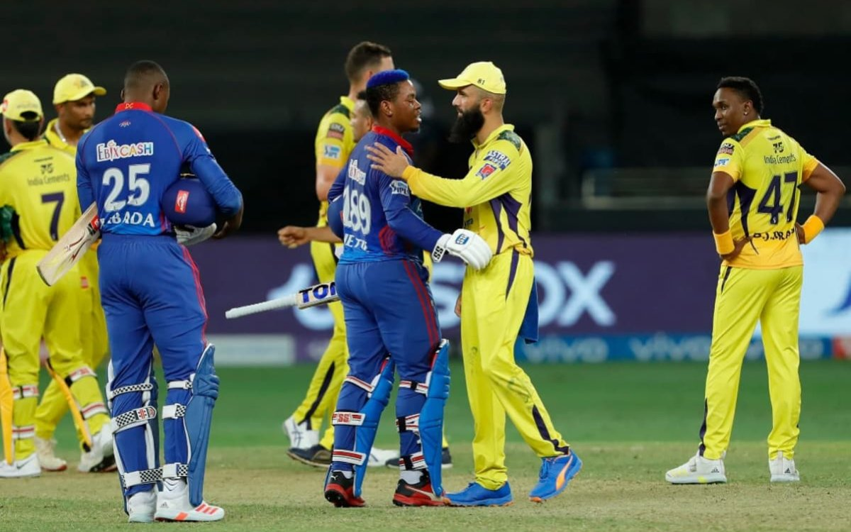 Cricket Image for IPL 2021: ਦਿੱਲੀ ਕੈਪੀਟਲਜ਼ ਨੇ ਸੀਐਸਕੇ ਨੂੰ ਤਿੰਨ ਵਿਕਟਾਂ ਨਾਲ ਹਰਾਇਆ, ਹੇਟਮਾਇਰ ਬਣਿਆ ਹੀਰੋ