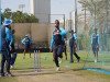 T20 WC: Dhoni gives throwdowns to India batters as team gears up for Pakistan clash