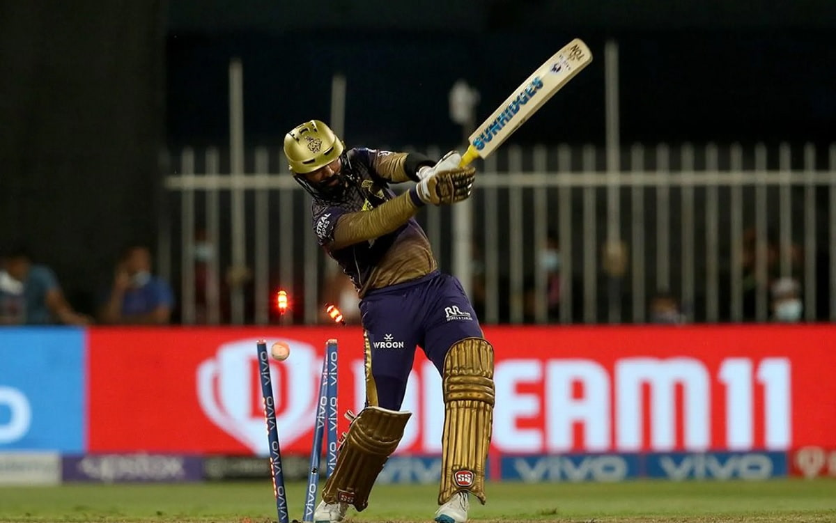 Cricket Image for Dinesh Karthik Fined For Breaching IPL Code Of Conduct During Qualifier 2 Against