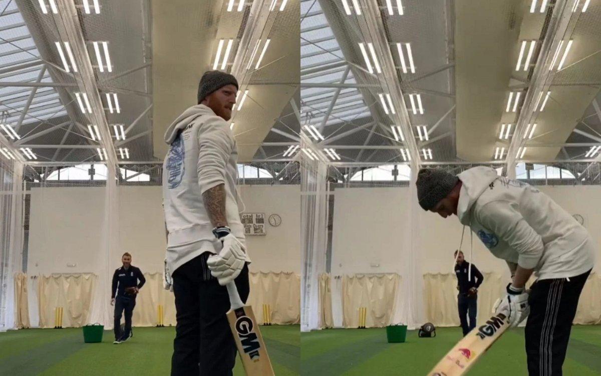 Cricket Image for VIDEO : बेन स्टोक्स हैं वापसी को तैयार, शेयर किया बैटिंग प्रैक्टिस का वीडियो