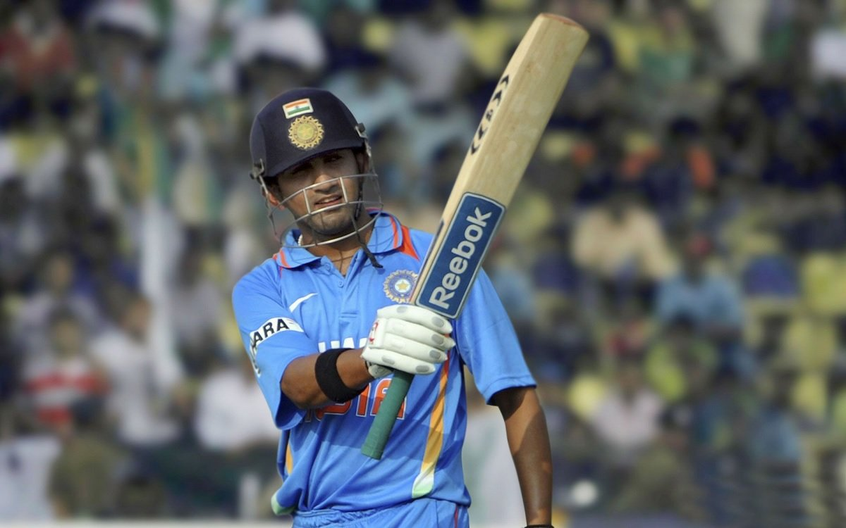 Cricket Image for Gautam Gambhir: India's 'Greatest' Unpraised Cricketer