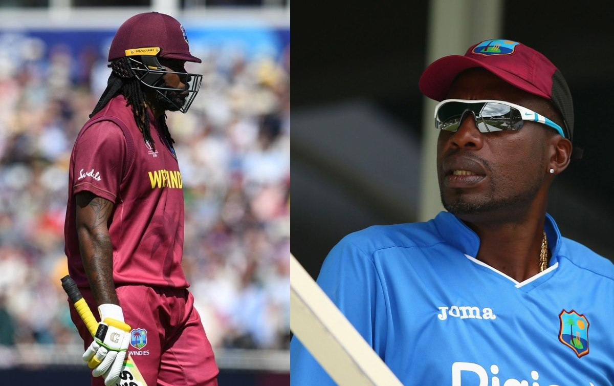Cricket Image for I Have No Respect For Curtly Ambrose Whatsoever: Chris Gayle