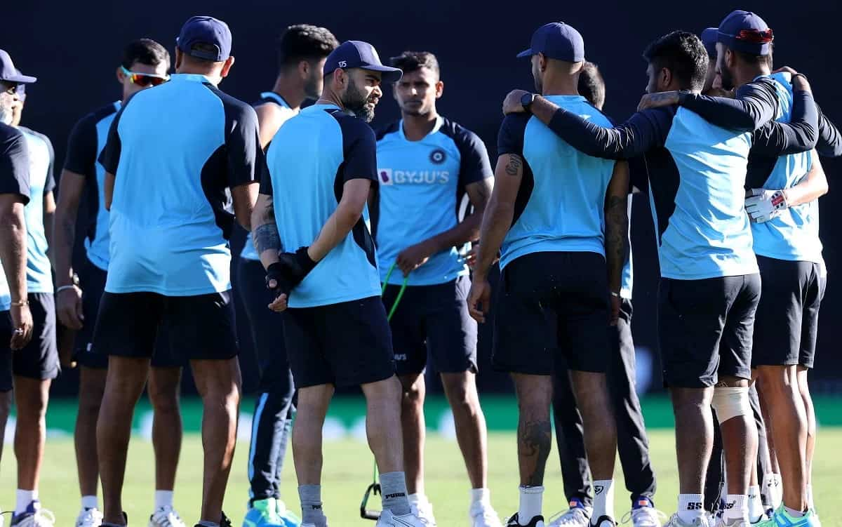 India To Unveil T20 World Cup Jersey On 13th October