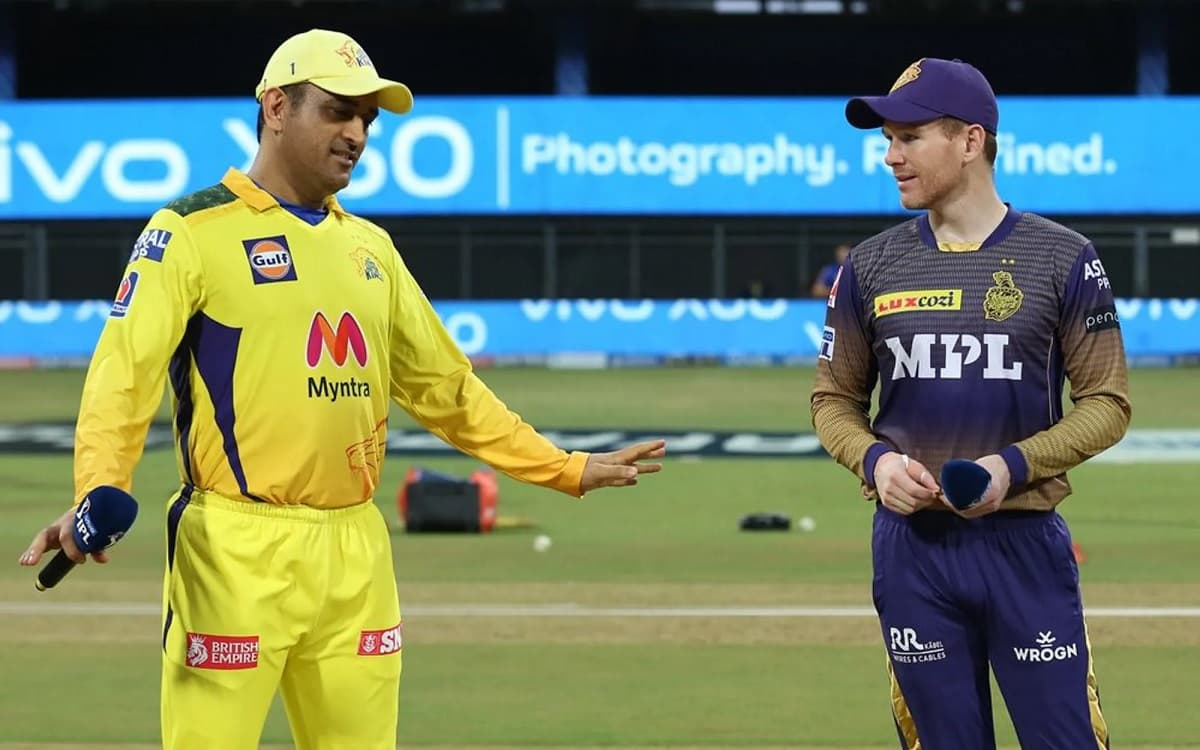 Cricket Image for IPL 2021 Final: Accomplished CSK Will Face Refurbished KKR For Their Fourth Title