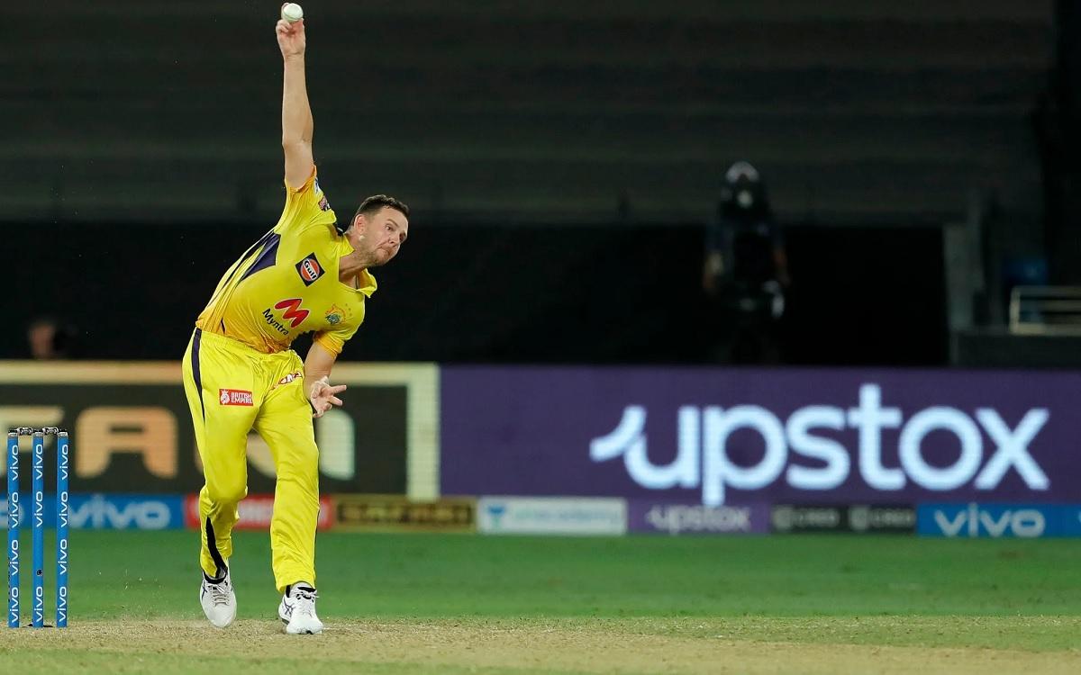 Cricket Image for IPL 2021 Final: Watson Points Out Similarities Between Hazlewood & McGrath