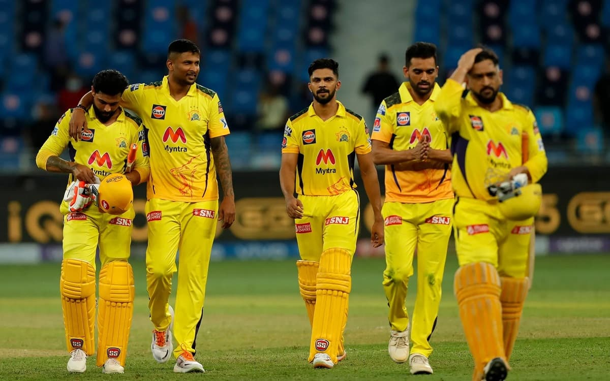 Cricket Image for IPL 2021: Luck Has Been In Chennai's Favour, Says Akash Chopra
