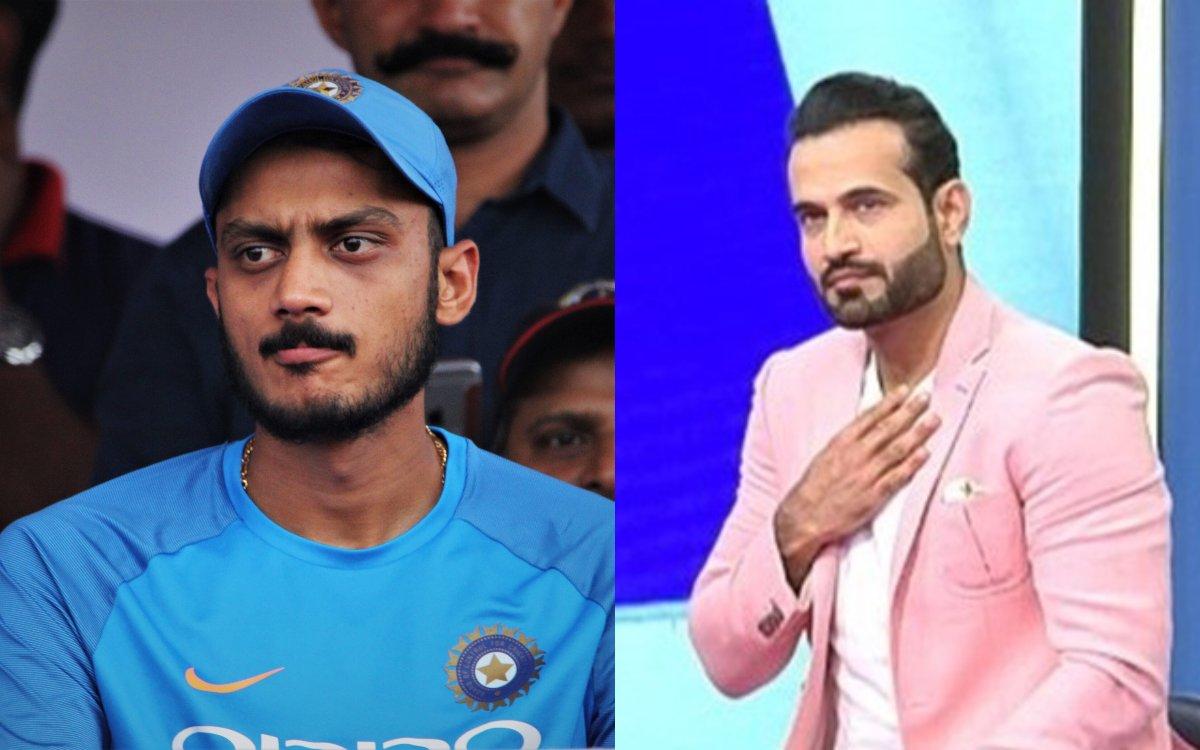 Cricket Image for अक्षर पटेल के लिए धड़का इरफान का दिल, कहा- 'वो सोच रहा होगा कि उसकी क्या गलती थी'