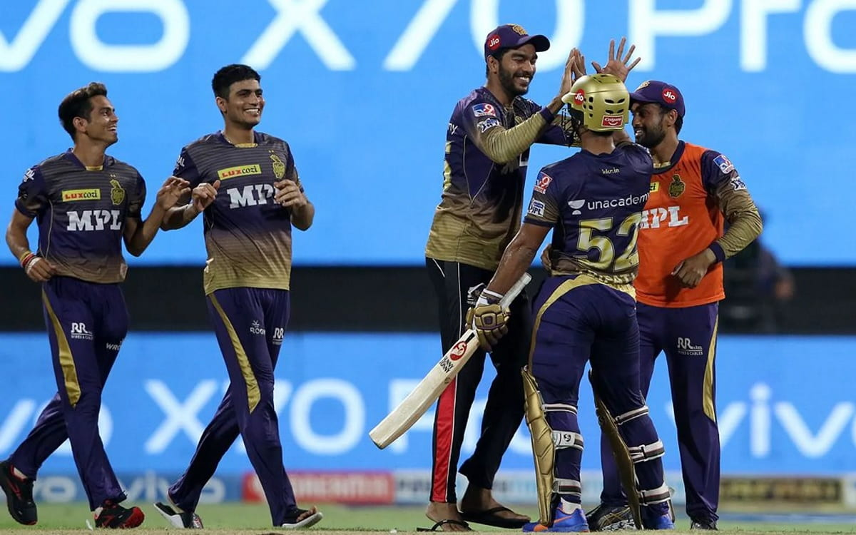 Cricket Image for Kolkata Storms Into IPL 2021 Final After Beating Delhi In A Last Over Thriller