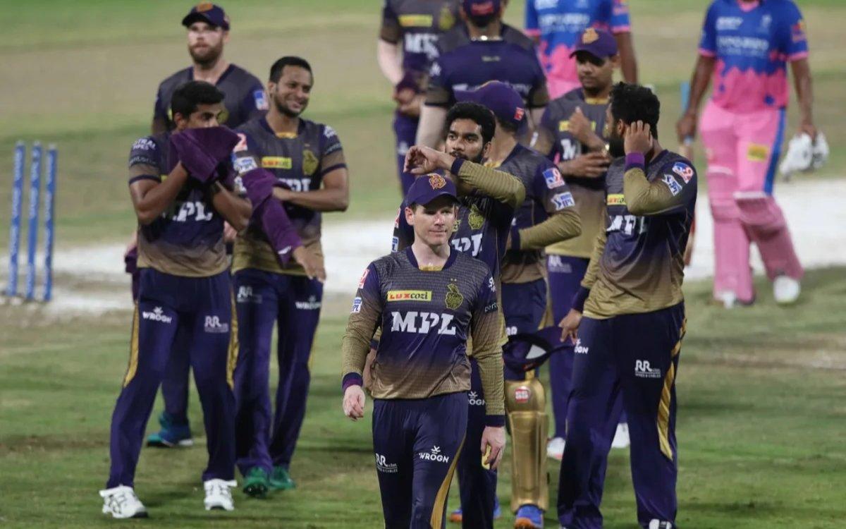 Cricket Image for IPL 2021: ਕੇਕੇਆਰ ਨੇ ਰਾਜਸਥਾਨ ਨੂੰ 86 ਦੌੜ੍ਹਾਂ ਨਾਲ ਹਰਾਇਆ, ਪਲੇਆੱਫ ਵਿਚ ਜਗ੍ਹਾ ਲਗਭਗ ਪੱਕੀ