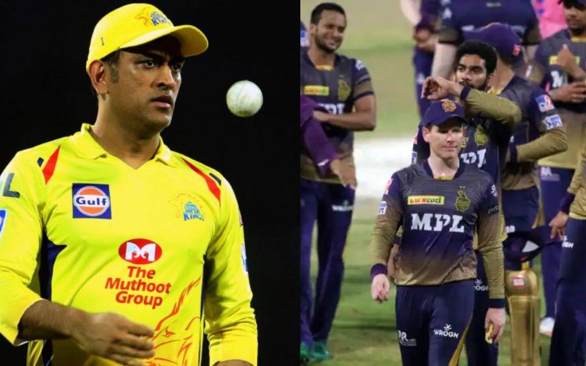 Cricket Image for IPL 2021 : फाइनल से पहले डर रहे हैं CSK के फैंस, KKR कभी नहीं हारी है IPL फाइनल