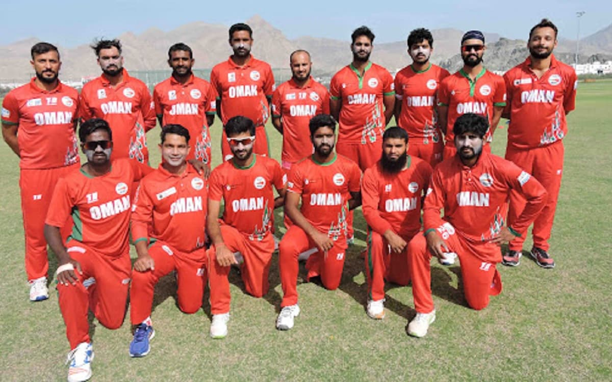 Cricket Image for Oman Cricket Unveils 'Hayaa Cricket' Anthem Ahead Of Men's T20 World Cup