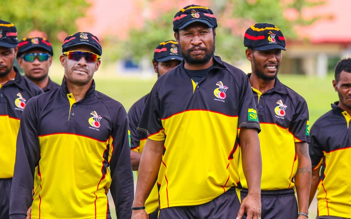 Cricket Image for Papua New Guinea Ready To Make Global Bow At T20 World Cup