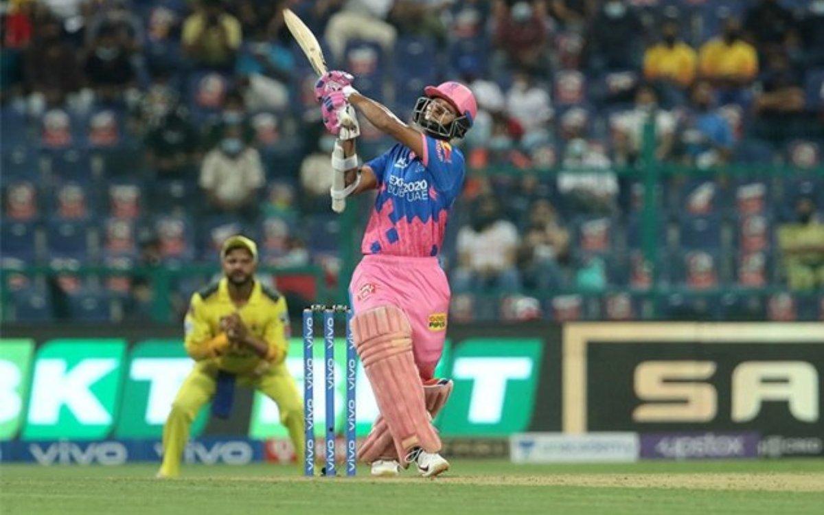 Cricket Image for IPL 2021: ਯਸ਼ਸਵੀ-ਸ਼ਿਵਮ ਦੇ ਸ਼ਾਨਦਾਰ ਪ੍ਰਦਰਸ਼ਨ ਦੇ ਚਲਦੇ ਰਾਜਸਥਾਨ ਨੇ ਚੇਨਈ ਨੂੰ ਹਰਾਇਆ, ਰਿਤੂਰਾ