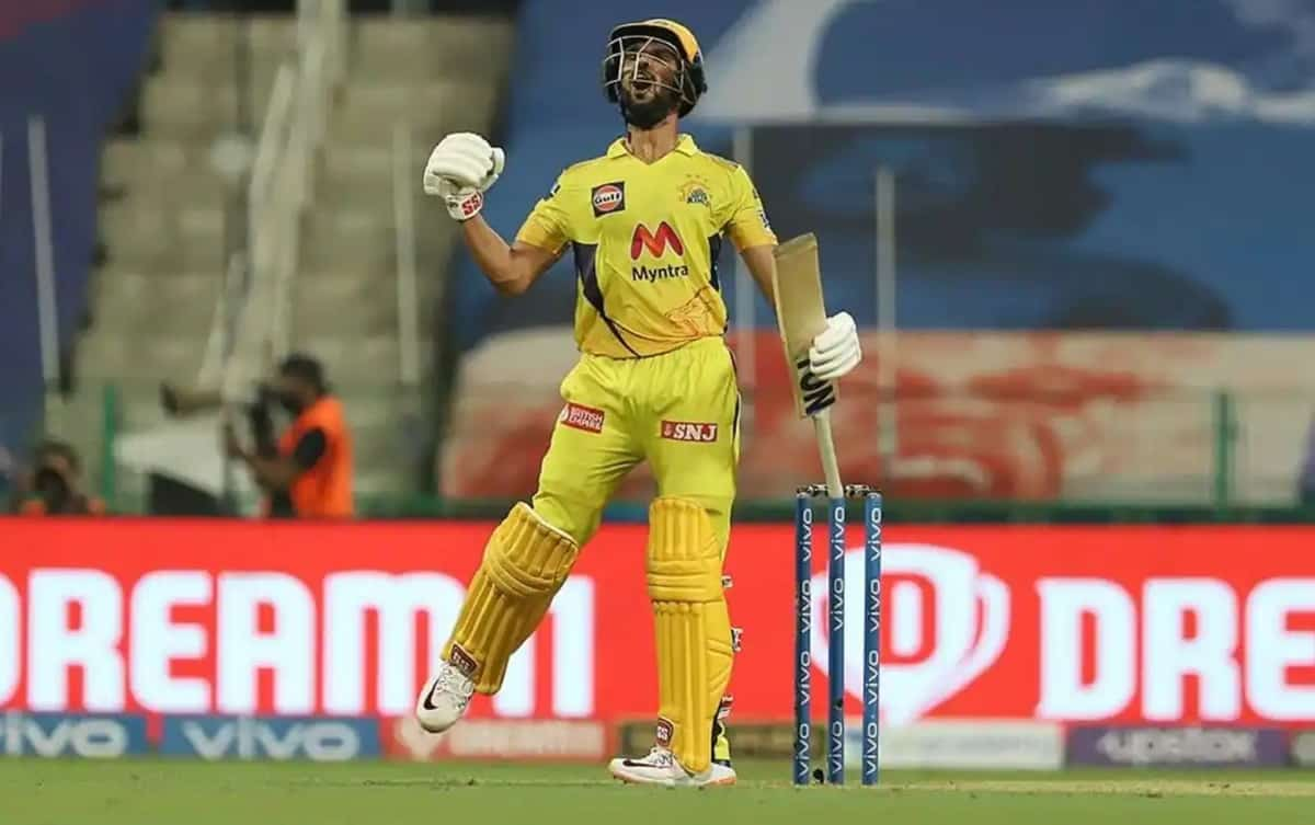 ravichandran Ashnin became a fan of the opener ruturaj gaikwad says It was great to see him playing