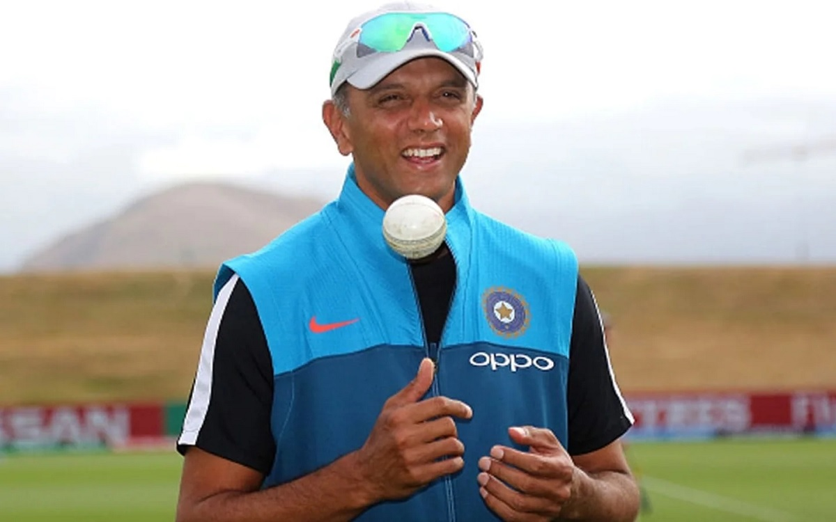 Cricket Image for Reports State That Rahul Dravid Will Likely Be The Head Coach Of Team India For Se
