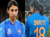Cricket Image for Indian Cricketer Smriti Mandhana Forced To Do Dance Watch Video