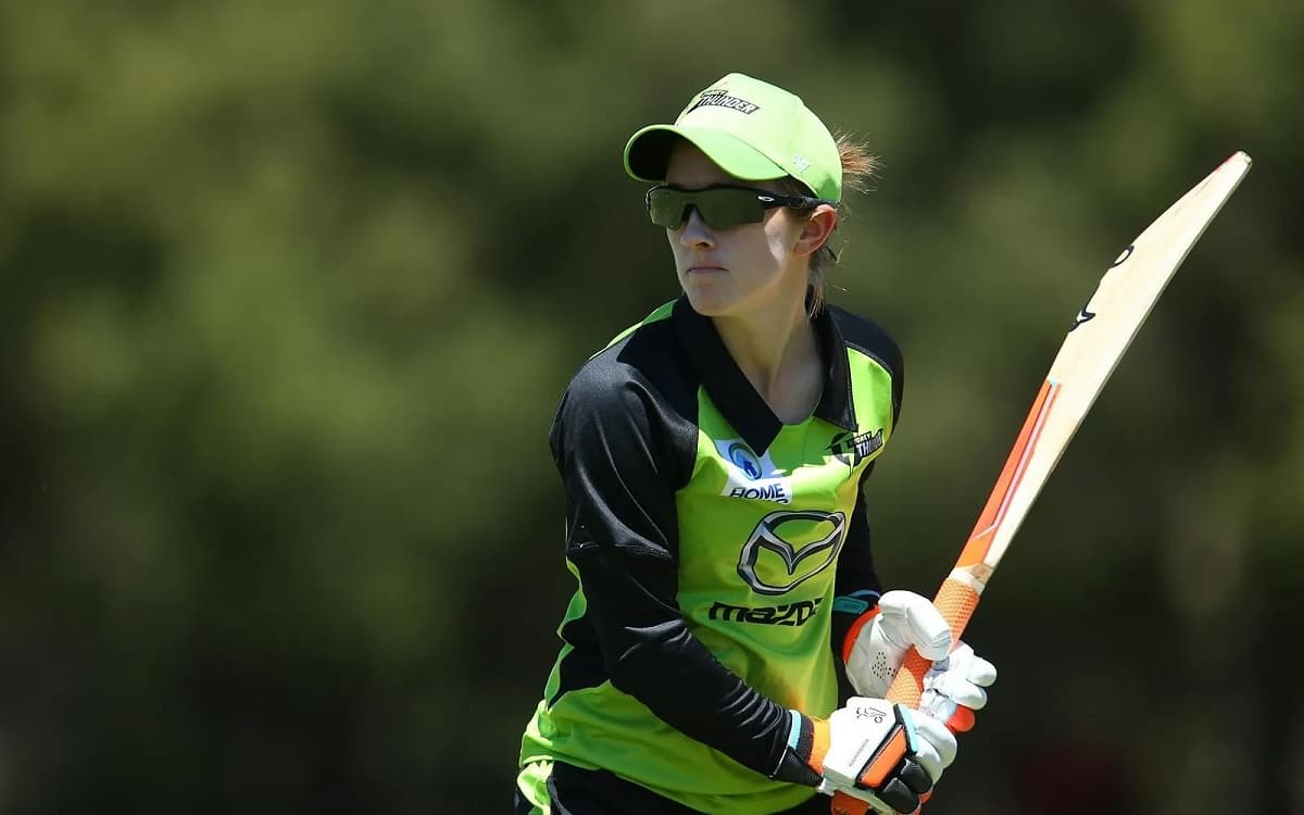 Cricket Image for WBBL: Sydney Thunders Skipper Rachael Haynes To Miss Entire Tournament