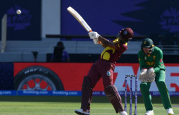 T20 WC 18th Match: West Indies Post 143/8 Against South Africa