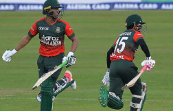 T20 WC 6th Match: Bangladesh Won The Toss & Opt To Bat First Against Oman | Playing XI