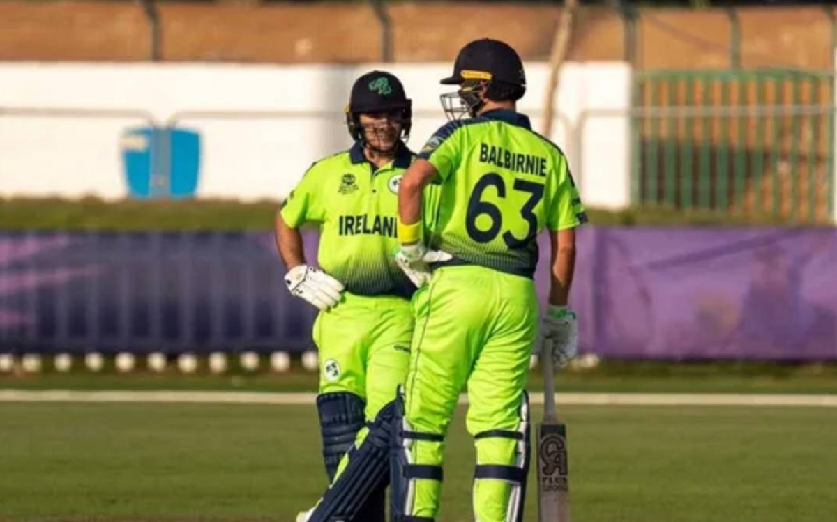 Cricket Image for T20 WC: Ireland, Sri Lanka, Netherlands & Scotland Emerge Victorious In Warm-Up Ma