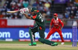T20 World Cup 2021: Bangladesh Post 153/10 Against Zealous Oman