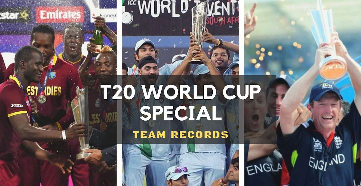 Cricket Image for T20 World Cup Team Records (2007-2016)