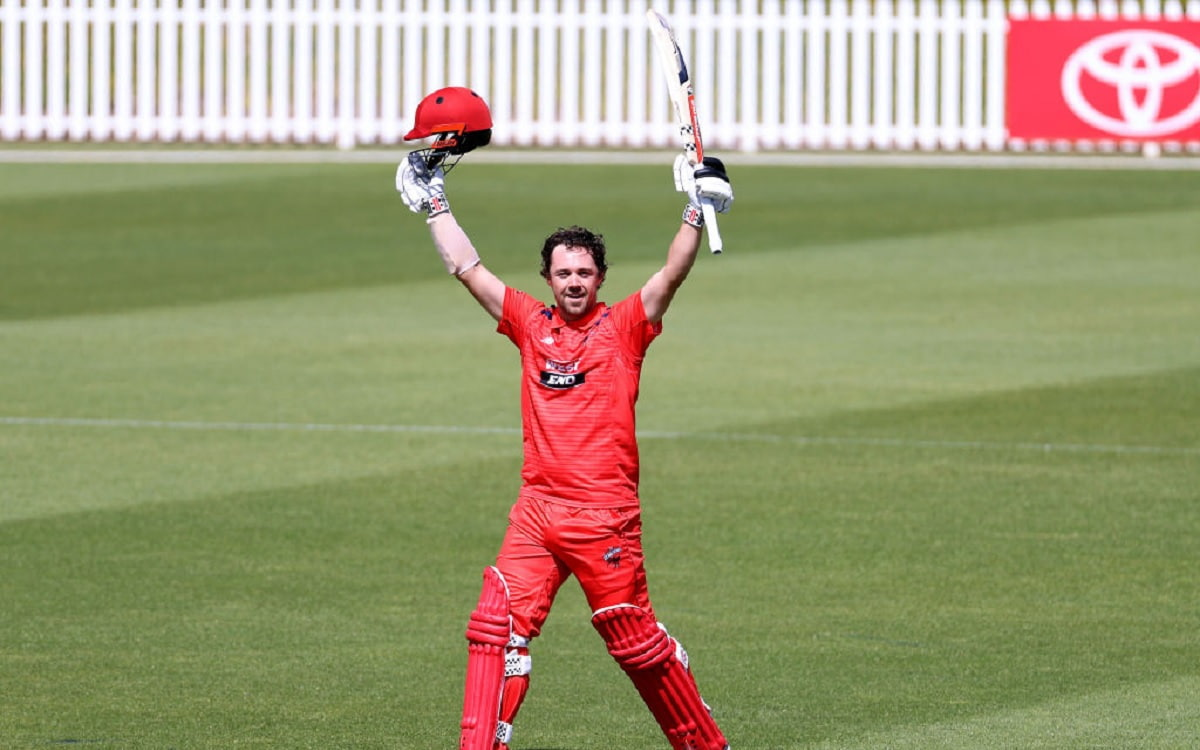 Cricket Image for Travis Head Breaks Chris Gayle's World Record As He Slams Fastest Double Hundred