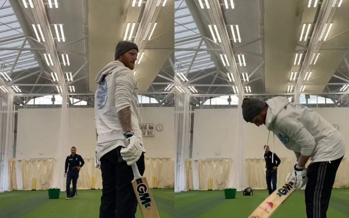 VIDEO: Ben Stokes Ready To Make His Comeback, Shares Video Of Batting  Practice On Cricketnmore