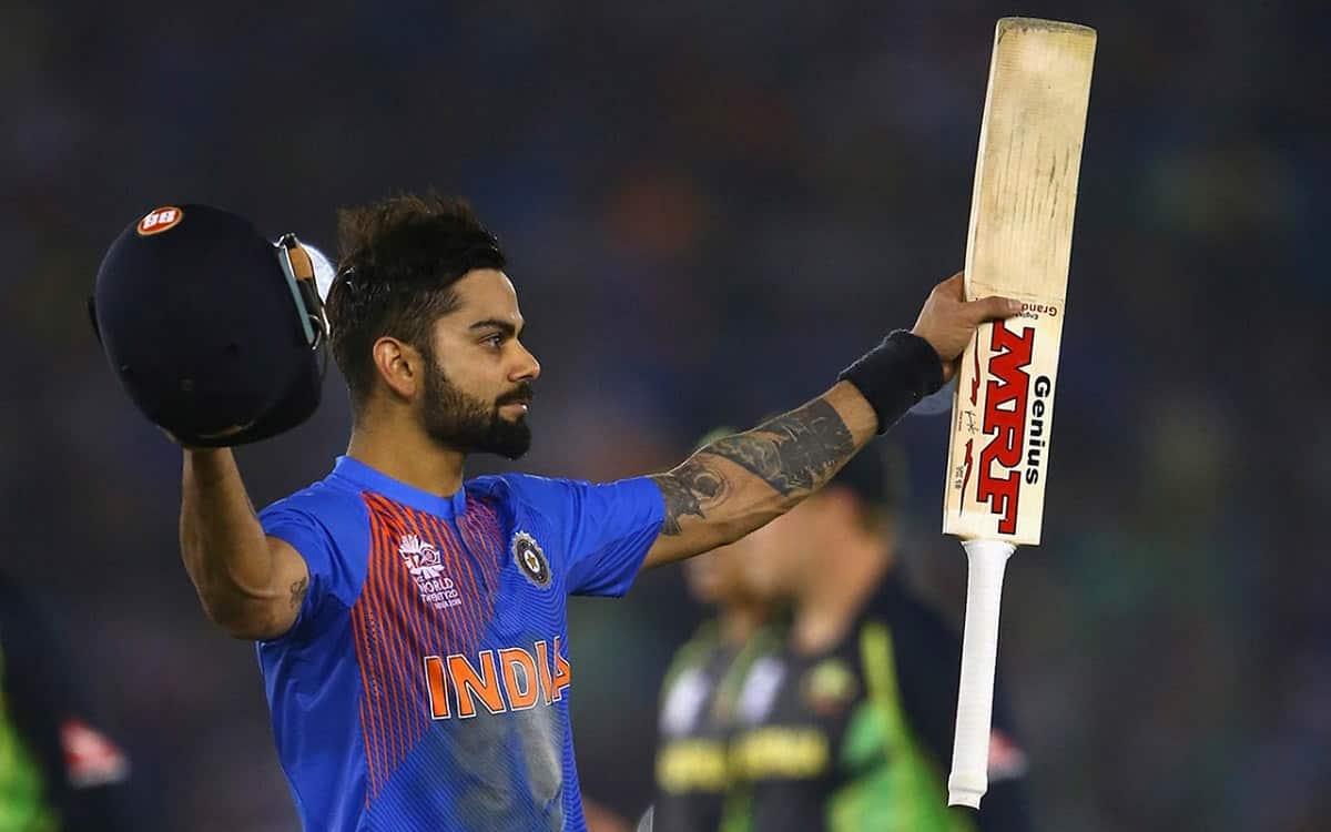 Cricket Image for Virat Kohli's Unbeaten Knock In 2016 Crowned 'Greatest Moments' Of Men's T20 World