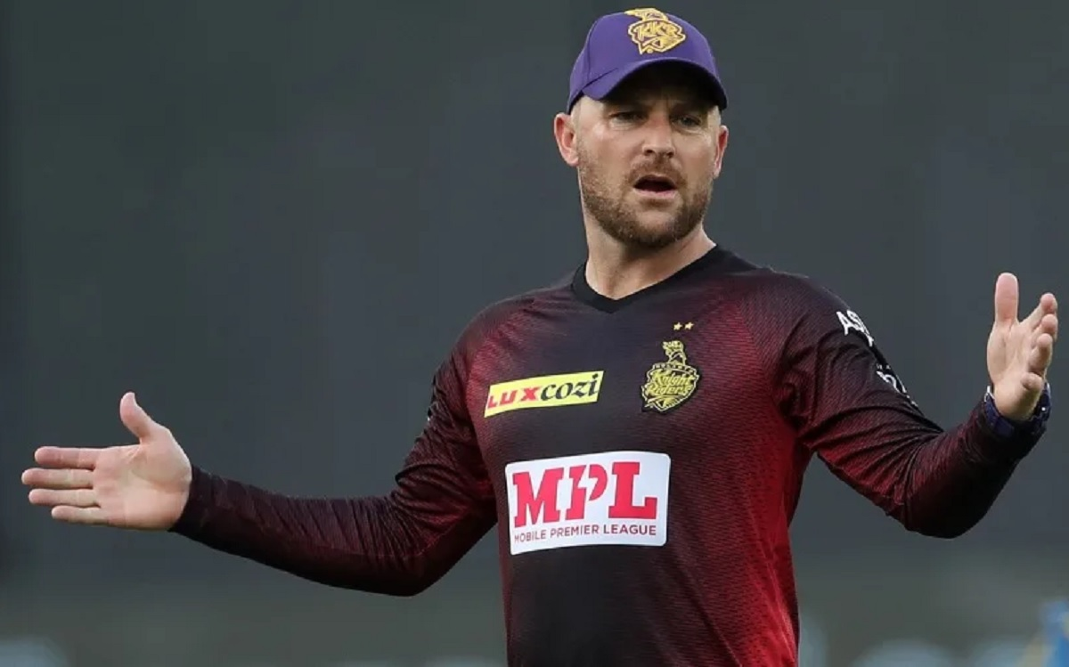 Cricket Image for We Have Nothing To Fear: KKR Head Coach Brendon McCullum