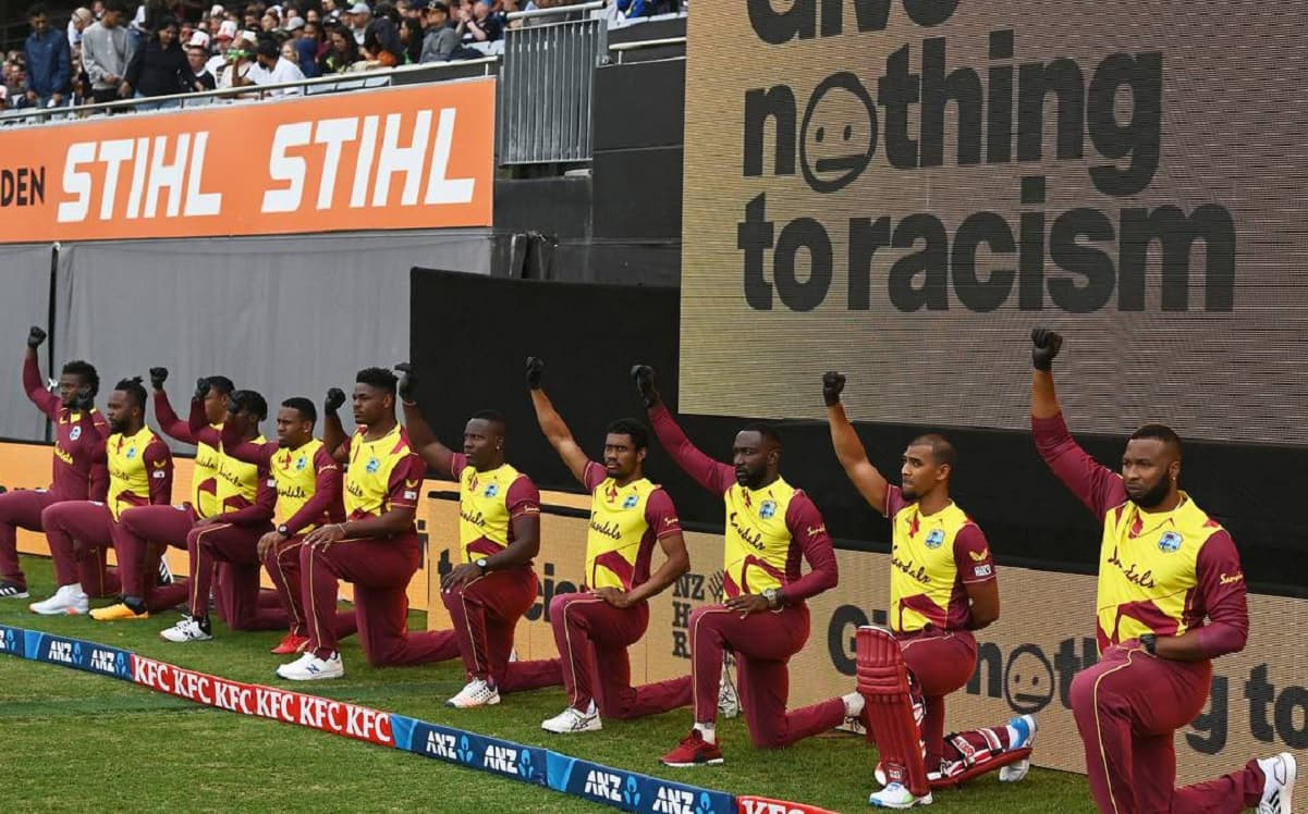 Cricket Image for We Will Continue Taking The Knee Because We Strongly Believe In It: Kieron Pollard