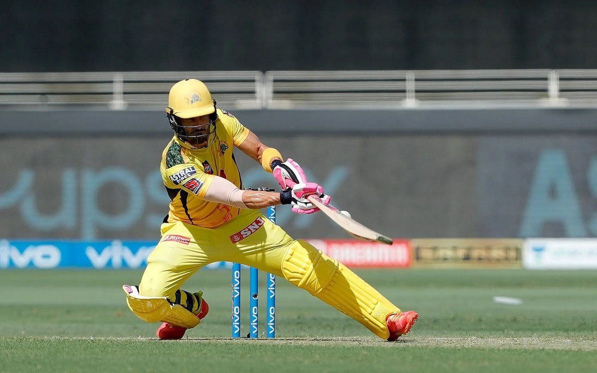 Cricket Image for Which Team Was The Most Aggressive During IPL 2021 League Stage?