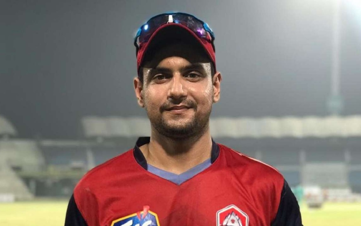 Cricket Image for Zeeshan Malik Faces Temporary Suspension By PCB Under Anti-Corruption Code