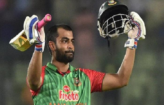 लिस्ट ए में 6 हजार रन बनाने वाले पहले बांग्लादेशी बने तमीम