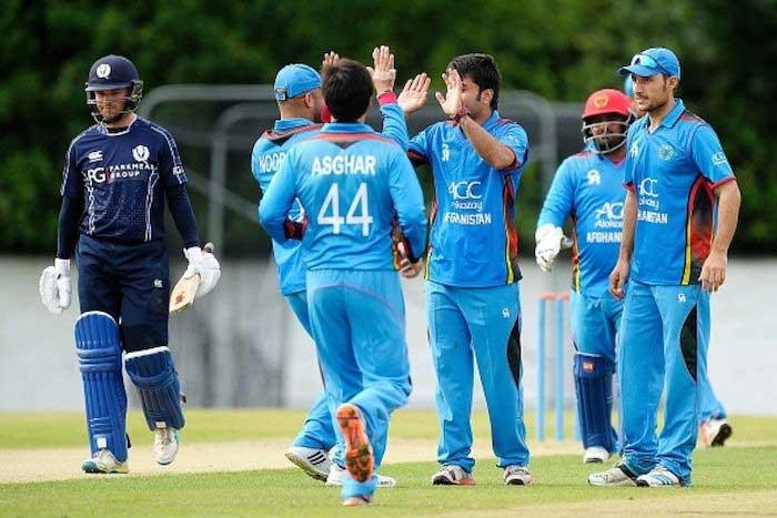 अफगानिस्तान क्रिकेट टीम इमेज