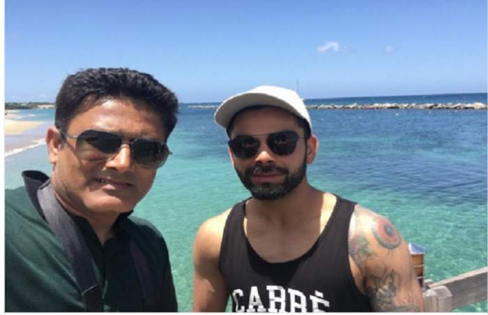 टीम इंडिया के कोच अनिल कुंबले ने बनाई भारतीय क्रिकेट टीम के लिए सख्त रणनीति