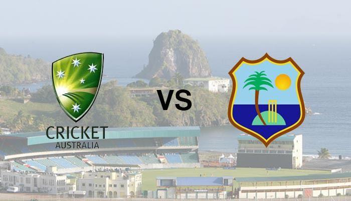 त्रिकोणीय सीरीज (दूसरा वनडे): वेस्टइंडीज बनाम ऑस्ट्रेलिया
