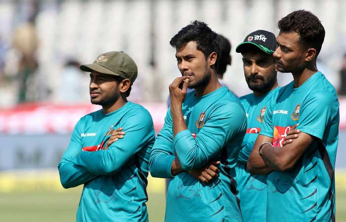 Bangladesh Skipper Mushfiqur Rahim optimistic of chance against Sri Lanka