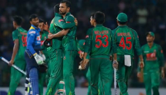 कोलंबो टी-20 में लसिथ मलिंगा ने रचा इतिहास लेकिन बांग्लादेश ने श्रीलंका से बर
