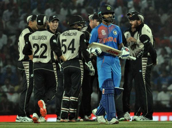 भारत-न्यूजीलैंड सीरीज के कार्यक्रम का एलान