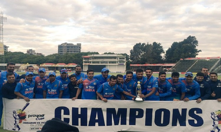 भारत की जीत में बने कई बड़े रिकॉर्ड