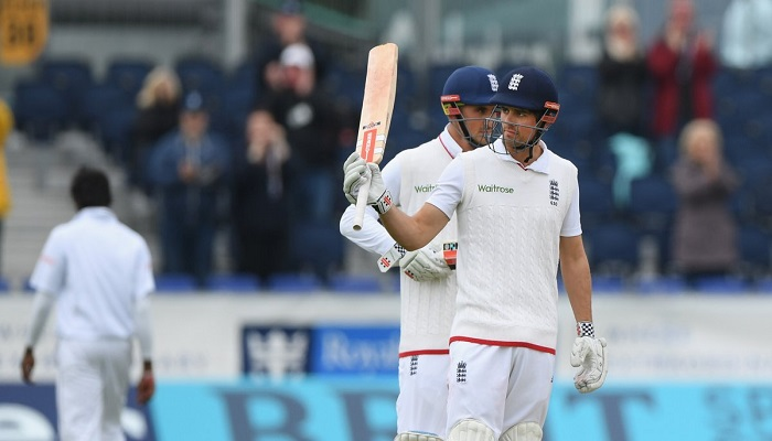 दूसरा टेस्ट: इंग्लैंड ने टॉस जीतकर पहले बल्लेबाजी करने का फैसला किया