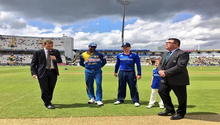 दूसरा वनडे: इंग्लैंड बनाम श्रीलंका