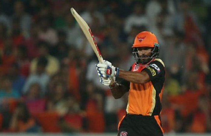 आईपीएल 2016: कड़े मुकाबले में हैदराबाद ने गुजरात को दी पांच विकेट से मात