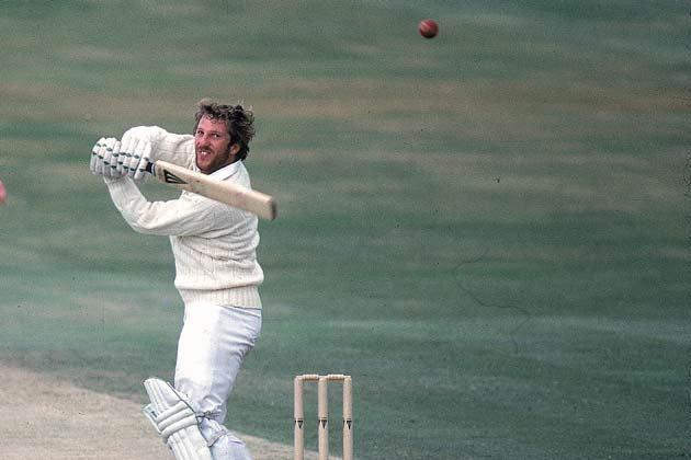 Ian Botham 149 Not Out Headingley 1981 Ashes Cricket Photo