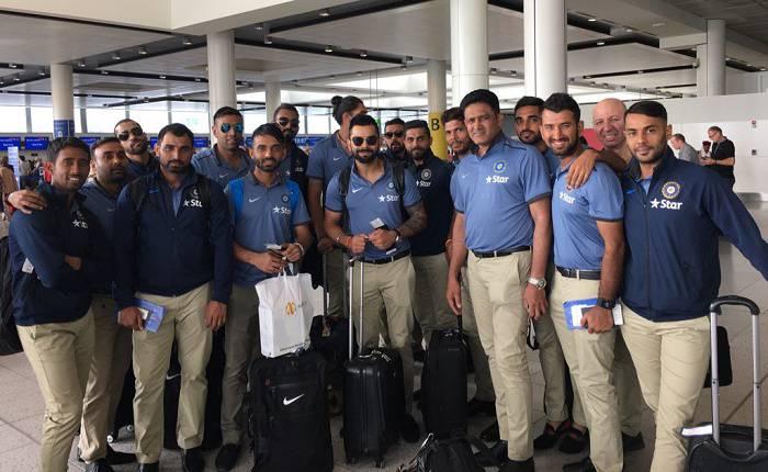 टेस्ट सीरीज के लिए वेस्टइंडीज पहुंचे विराट के वीर
