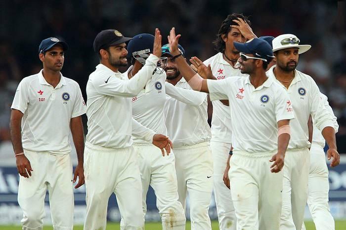 भारत बनाम वेस्टइंडीज टेस्ट रिकॉर्ड्स