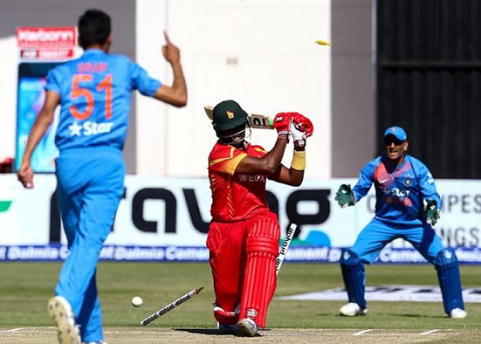 जिम्बाब्वे को हराकर टीम इंडिया ने बनाए कई नए रिकॉर्ड