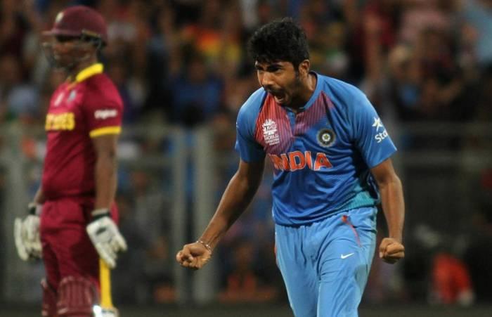 साल 2016 के सबसे सफल टी-20 गेंदबाज बने जसप्रीत बुमराह