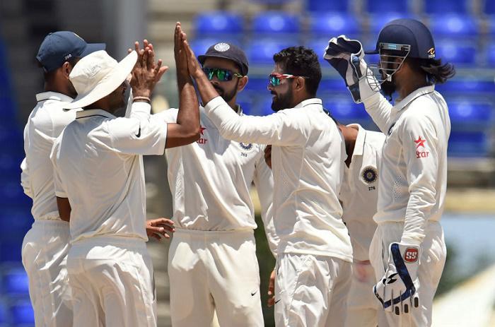 दूसरे अभ्यास मैच में चला टीम इंडिया के स्पिनर्स का जादू